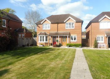 Thumbnail 2 bed semi-detached house to rent in Hambledon Road, Denmead, Waterlooville