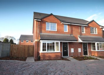 4 bed semi-detached house for sale in Plots 1 & 2 Grammar Close, Blakebrook, Kidderminster, Worcestershire DY11