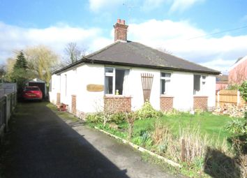 Thumbnail 3 bed detached bungalow for sale in Waterhouse Lane, Chelmsford
