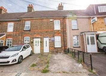Thumbnail 3 bed terraced house for sale in Wainscott Road, Wainscott, Kent