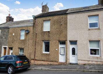 Thumbnail 2 bed terraced house for sale in 17 South Row, Kells, Whitehaven, Cumbria