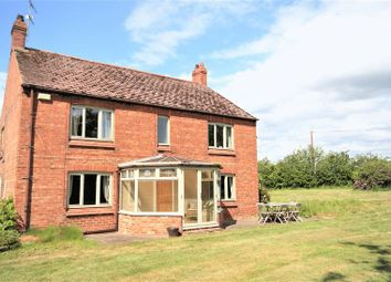 Thumbnail 4 bed detached house for sale in Mill Lane, Cuddington, Nr Malpas