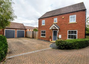 Thumbnail 4 bed detached house for sale in Ultra Avenue, Bletchley, Milton Keynes