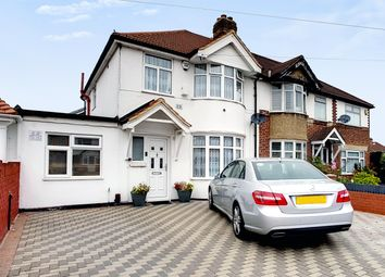 Thumbnail 5 bed semi-detached house for sale in Springwell Road, Heston