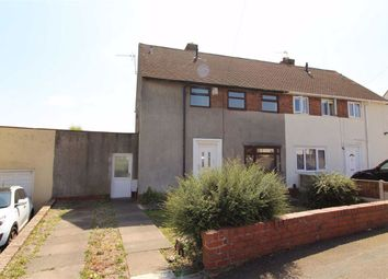 Thumbnail 3 bed semi-detached house for sale in Greenhill Road, Dudley