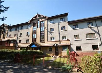 Thumbnail 1 bed flat for sale in Ratho Drive, Springburn, Glasgow