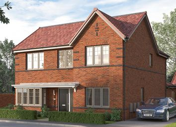 """Thumbnail 4 bed detached house for sale in """"The Ramsbury"""" at Heath Lane, Earl Shilton, Leicester"""