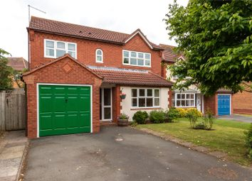 Thumbnail 4 bed detached house for sale in Hingley Avenue, Warndon Villages, Worcester, Worcestershire