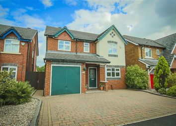 Thumbnail 3 bed detached house for sale in Priestfields, Leigh, Lancashire