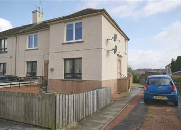 Thumbnail 2 bed flat for sale in Barbauchlaw Avenue, Armadale, Bathgate