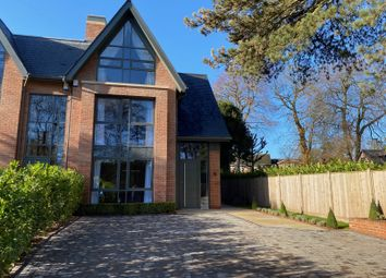 Thumbnail 4 bed semi-detached house for sale in Orchard Villas, Alderley Road, Wilmslow