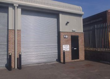 Thumbnail Warehouse to let in Unit 19 Benson Road, Poole