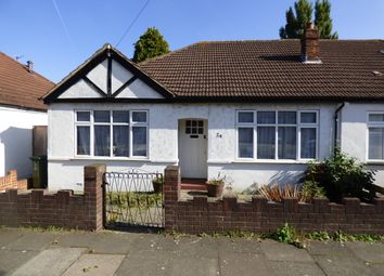 Thumbnail 2 bed semi-detached bungalow to rent in Woodlands Avenue, Sidcup