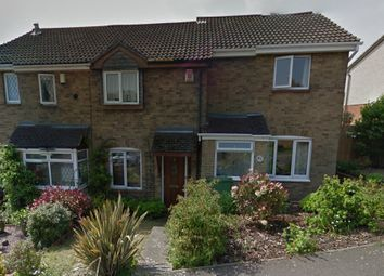 Thumbnail 2 bed terraced house to rent in North Bank Close, Strood, Rochester