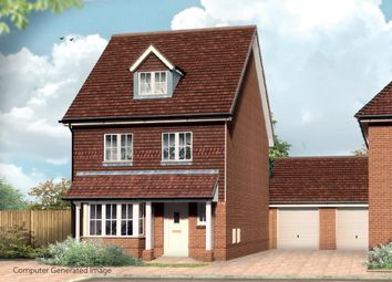 Thumbnail 4 bed detached house for sale in Stockett Lane, East Farleigh, Maidstone