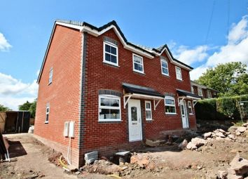 Thumbnail 3 bed semi-detached house for sale in St. Martins Road, Talke Pits, Stoke-On-Trent