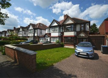 Thumbnail 4 bed semi-detached house to rent in Norval Road, Wembley, Greater London