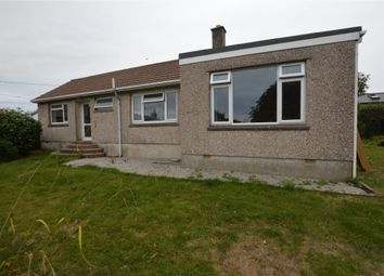 Thumbnail 2 bed bungalow to rent in St Erth Hill, St. Erth, Hayle, Cornwall
