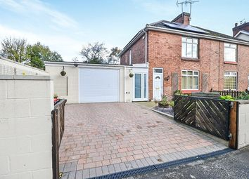 Thumbnail 2 bedroom semi-detached house for sale in Mary Street, Kirkby-In-Ashfield, Nottingham