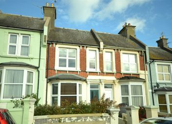 Thumbnail 3 bed terraced house to rent in Athelstan Road, Hastings