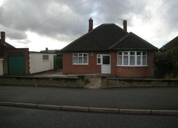 Thumbnail 2 bed bungalow to rent in Uplands Road, Oadby