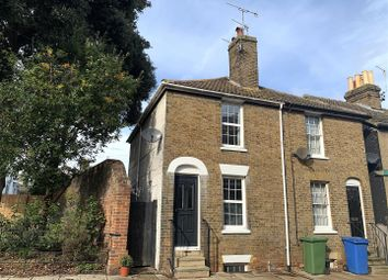 South Road, Faversham ME13. 2 bed semi-detached house for sale