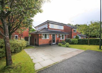 Thumbnail 3 bed detached house for sale in Fernside Grove, Winstanley, Wigan