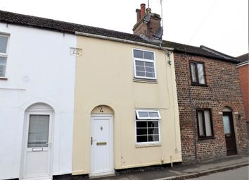 Thumbnail 2 bed terraced house for sale in Fishpond Lane, Holbeach, Spalding