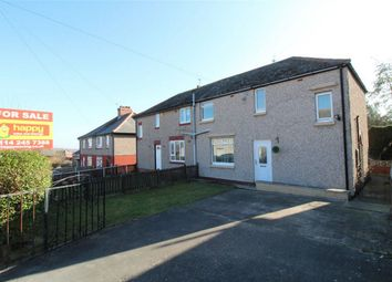 Thumbnail 2 bed semi-detached house for sale in Holland Road, High Green, Sheffield, South Yorkshire