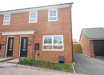 3 bed semi-detached house for sale in Wood Close, Kirkham, Preston PR4