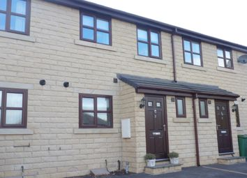Thumbnail 3 bed terraced house for sale in Overthorpe Court, Overthorpe, Dewsbury