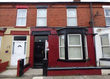 Thumbnail 5 bed shared accommodation to rent in Hazeldale Road, Walton, Liverpool