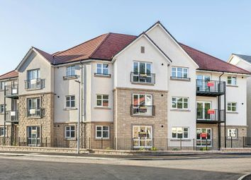 "Thumbnail 1 bedroom flat for sale in ""Marais Apartment - Plot 217"" at Hutcheon Low Place, Aberdeen"
