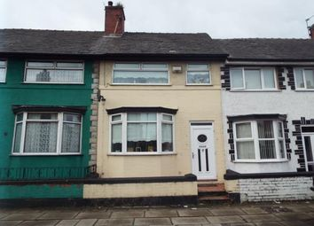Thumbnail 3 bedroom terraced house for sale in Glengariff Street, Liverpool, Merseyside, Uk