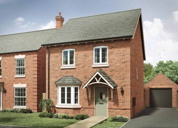 """Thumbnail 3 bedroom detached house for sale in """"The Blaby"""" at Harvest Road, Market Harborough"""