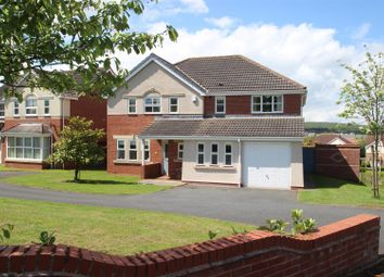 Thumbnail 5 bedroom detached house for sale in Churchward Drive, Telford