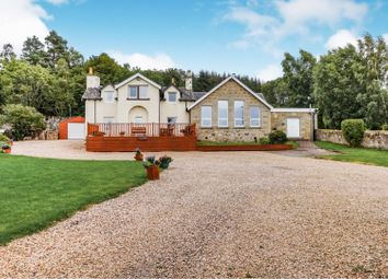 Thumbnail 5 bed detached house for sale in Dunphail, Forres