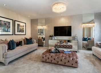 Thumbnail 4 bed detached house for sale in Meikle Earnock Road, Hamilton