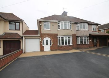 Thumbnail 3 bed semi-detached house for sale in Ansley Road, Nuneaton