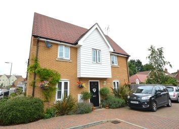 Thumbnail 3 bed end terrace house for sale in Hubberd Road, Little Canfield, Dunmow