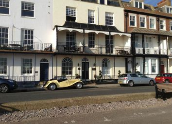 Promenade Apartment, The Esplanade, Sidmouth, Devon EX10. 1 bed flat for sale