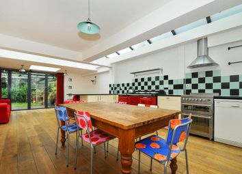 Thumbnail 3 bed terraced house to rent in Wakeman Road, Kensal Rise, London