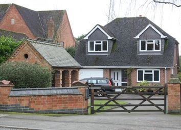 Thumbnail 3 bed detached house for sale in Barton Road, Market Bosworth