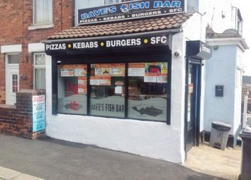 Thumbnail Restaurant/cafe for sale in 89 Meadowhall Road, Rotherham