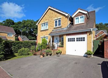 Thumbnail 5 bed detached house for sale in Barnard Way, Church Village, Pontypidd