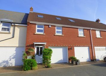 Thumbnail 3 bed terraced house for sale in Aspen Park Road, Weston-Super-Mare