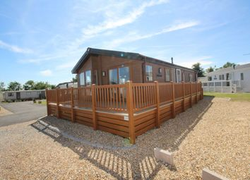 Thumbnail 3 bed bungalow for sale in A, Wayside Caravan Park Way Hill, Minster, Ramsgate