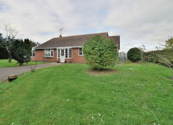 Thumbnail 3 bed detached bungalow for sale in Wragby Road East, North Greetwell, Lincoln