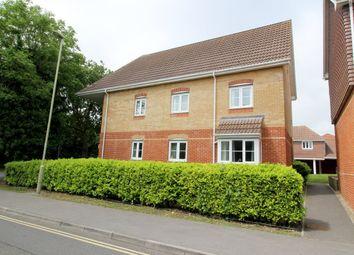 Thumbnail 2 bedroom flat to rent in Park Cottage Drive, Titchfield, Fareham