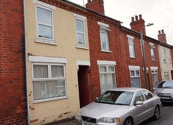 Thumbnail 3 bed terraced house for sale in Ewart Street, Lincoln